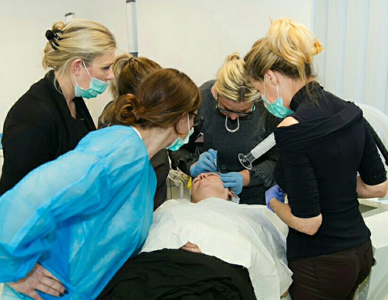 Plasma Treatment Training Course